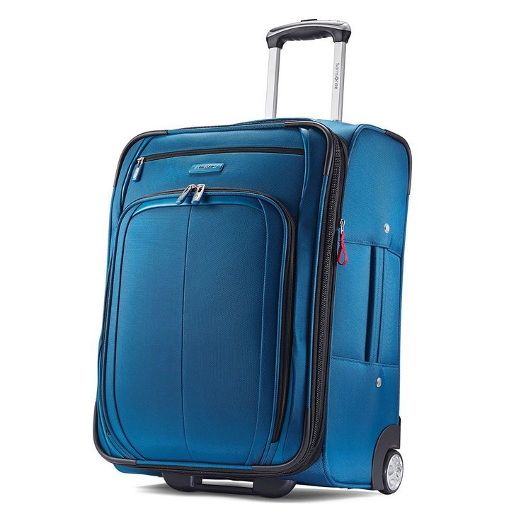 Samsonite Hyperspin 21-Inch Wheeled Carry-On Luggage, Blue