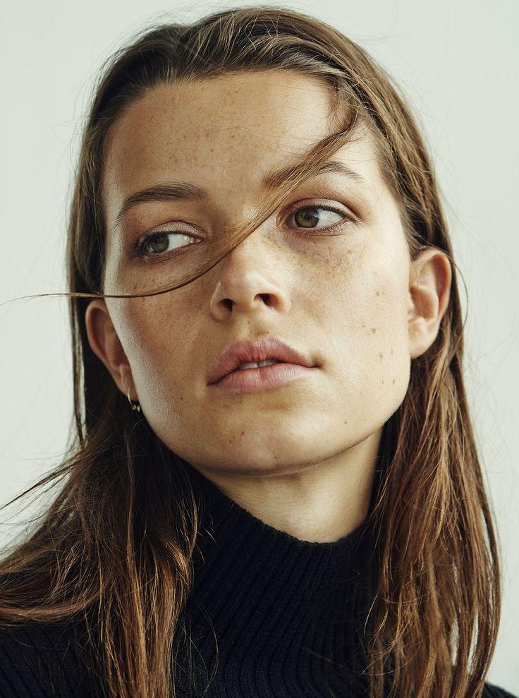 Hanna Sorheim by Sascha Oda for Costume December 2015.