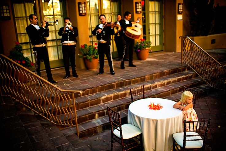 Wedding at La Posada Resort in Santa Fe, New Mexico