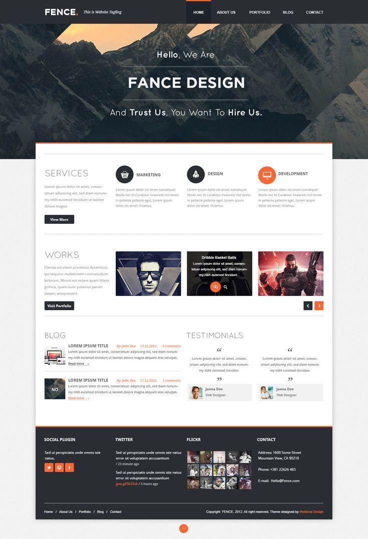 47 best Website Designs I Like images on Pinterest | Website ...