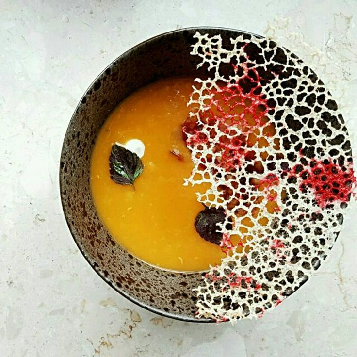 Pawel Nabrdalik plates up #Chefs #Gallery