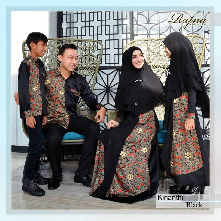 Contoh Desain Baju Batik Modern 2020 di 2020 (Dengan ...