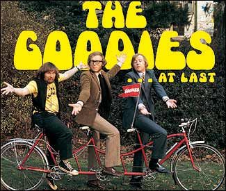 The Goodies - Bill Oddie did a moving Who Do You Think You Are? UK episope.. (you can find it on youtube)