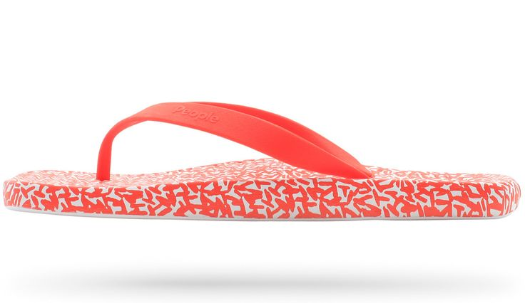 People Footwear — The Yoko: Red Rice Print