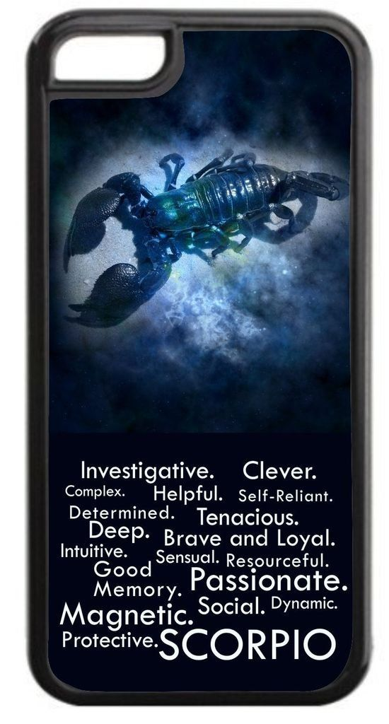 Zodiac Scorpio Traits Black Plastic Apple iPhone 7 Case Made in the U.S.A. High Quality Black Plastic Case for the Apple iPhone 7! THIS CASE IS NOT COMPATIBLE WITH THE APPLE IPHONE 7 PLUS (7+). Permanent Quality Vibrant Flat-Printed Image. No Textured or 3D Print. Quick Processing and Shipping! Ships from the U.S.A. High Level of Customer Service. Satisfaction Guaranteed or Replacement or Refund. Jack's Outlet Inc. is the Brand Owner and Manufacturer of this item. At Jack's Outlet Inc…