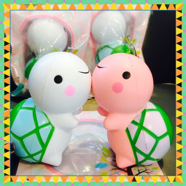 Squishy And Slime : Turtle Squishy Squishies/Squeeze Toys/Slime Pinterest Turtle, Kawaii and Slime