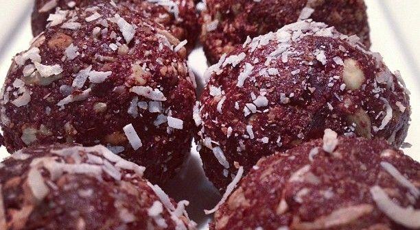 Chocolate goodness balls recipe image