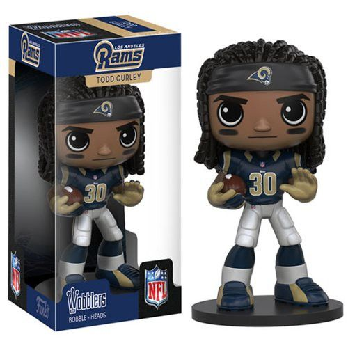 NFL Todd Gurley Bobble Head
