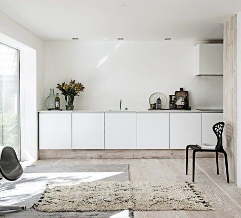Country minimal & modern kitchen  Kitchen  Pinterest