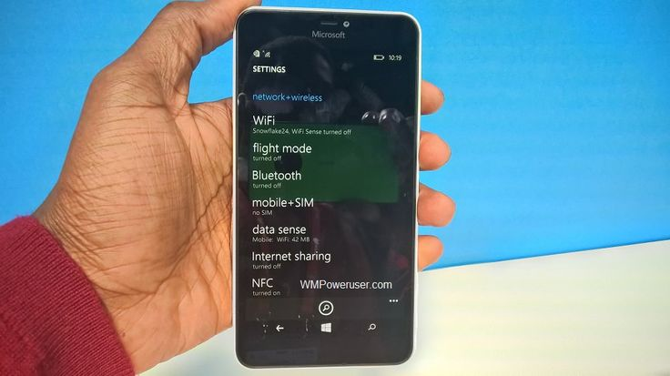 Right now, there are only two Windows Phones running under WP 8.1 Update 2, specifically the newly released Lumia 640 and 640 XL. #windowsphone #news