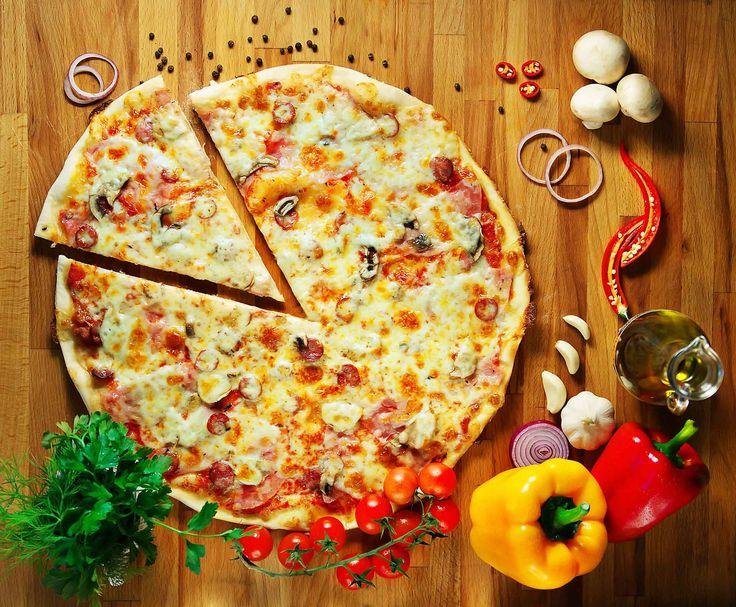 Пицца доставка железнодорожный пронто