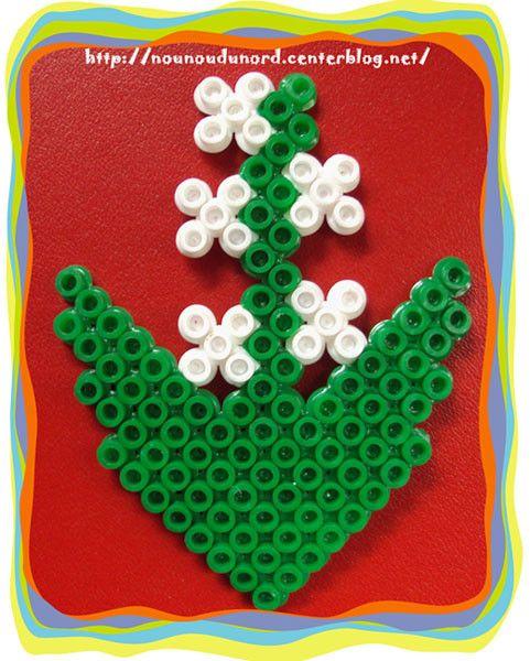 muguet en perle à souder http://nounoudunord.centerblog.net/1095-muguet-en-perle-a-souder