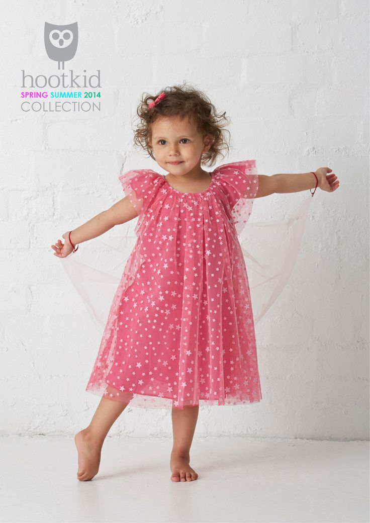 Machiko - a boutique for kids - Hootkid | Centre Stage Dress, $39.95 (http://www.machikobaby.com.au/products/hootkid-centre-stage-dress.html)
