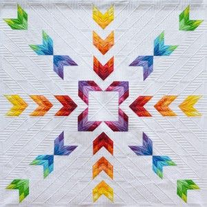 Introducing FIRE AND ICE, Viewer's Choice winner at AQS QuiltWeek® – Des Moines, Iowa 2013. AQS Author, Kimberly Einmo. October 2013 (www.quiltviews.com)