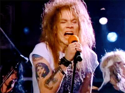 Guns'n' Roses Welcome to the Jungle