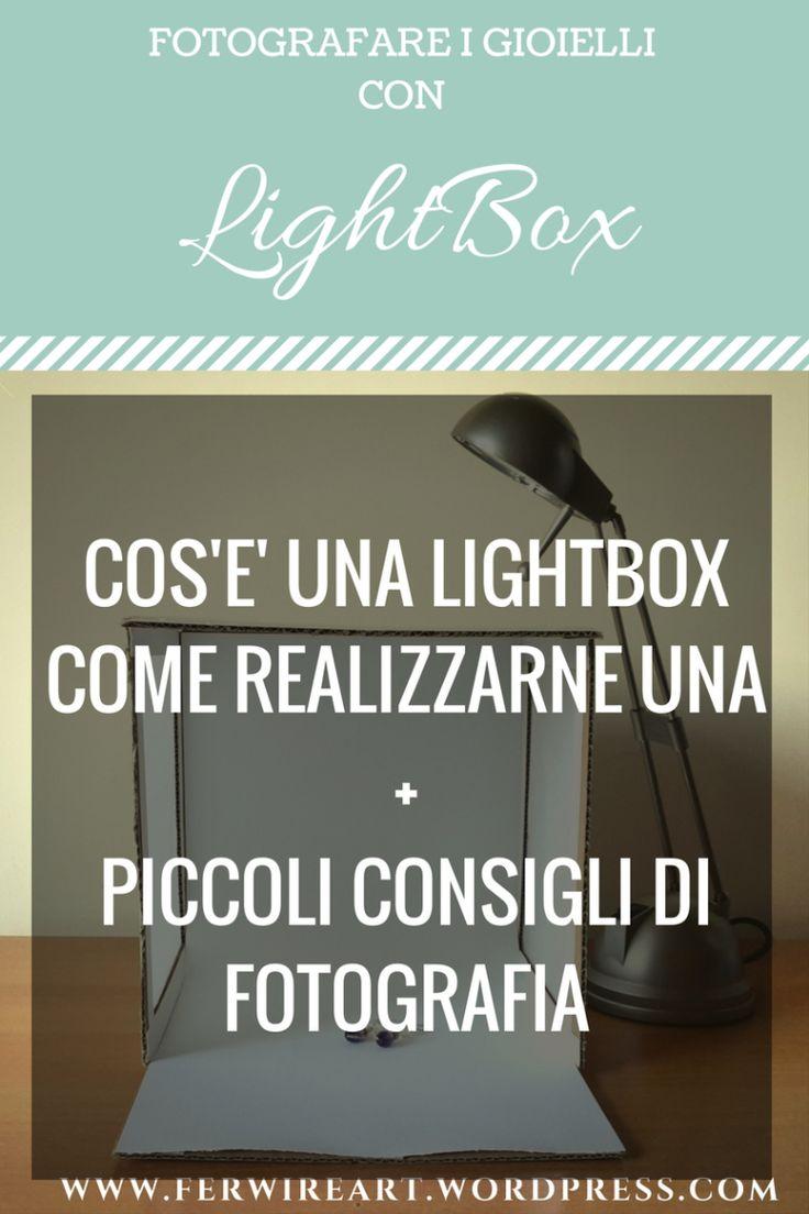 Fotografare i gioielli con lightbox: cos'è una lightbox, come realizzare una lightbox e piccoli consigli di fotografia #fotografia #fotografare #gioielli #lightbox #consiglidifotografia