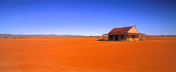 Outback : AGAINST ALL ODDS, SILVERTON, AUSTRALIA