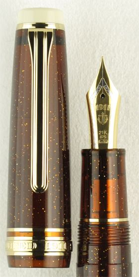 Sailor Professional Gear Black Velvet Fountain Pen