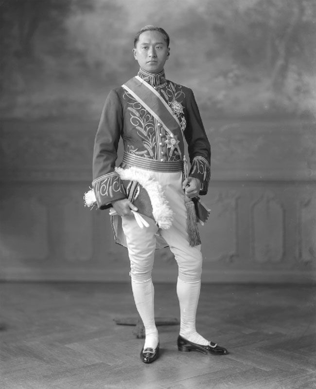 Wellington Koo, Chinese Ambassador to the Court of St James