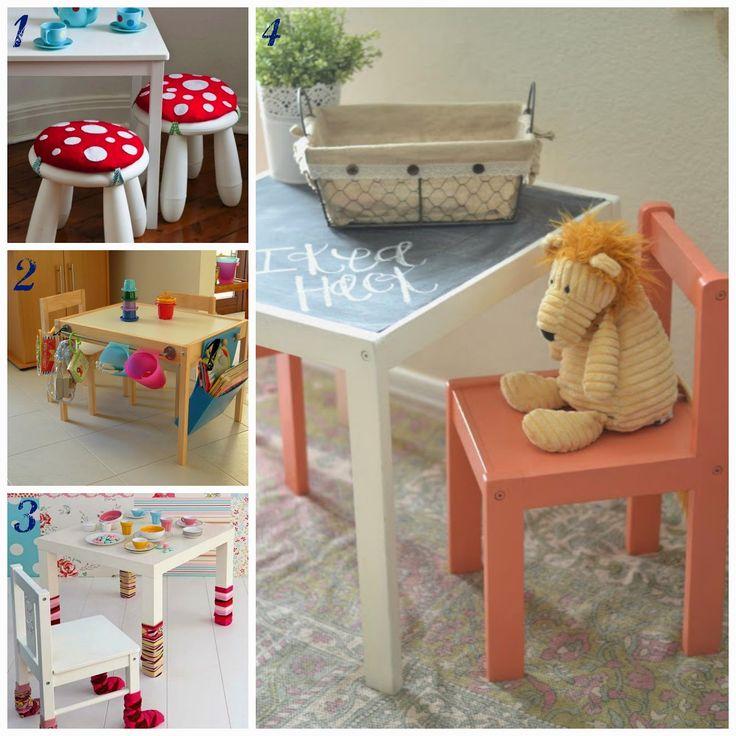 Oltre 25 fantastiche idee su decorazioni tavolino su pinterest - Tavolino e sedie bimbi ikea ...
