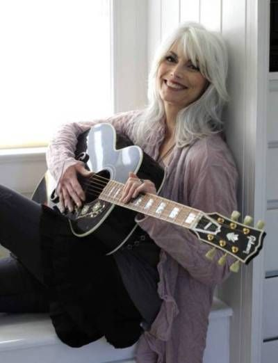 Emmylou Harris ... perhaps the purest most beautiful voice of all time ...