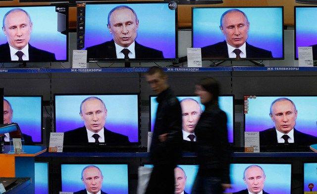 """Ein Jahr nahmen sich die deutschen Geheimdienste Zeit, um gezielte """"russische Desinformation"""" zu beweisen. Zeitgleich beschworen deutsche Medien fast täglich das Schreckgespenst der Des…"""