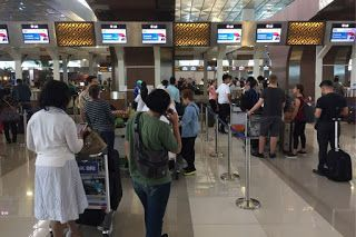 Wisata Kulinere: Layanan Porter Bandara Soekarno-Hatta Gratis
