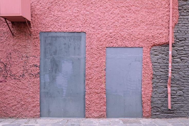 Πόρτες στην οδό Ορβήλου (Ιούνιος 2017)