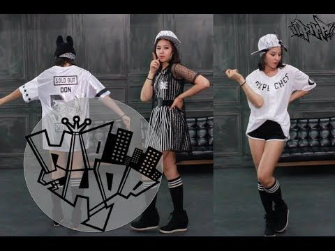 FAD:Korean Hip Hop fashion style 힙합 패션 스타일
