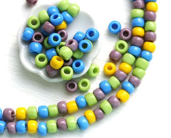 Summer Field MayaHoney Special Mix, 6/0 Toho Seed Beads 10g - MayaHoneyBead