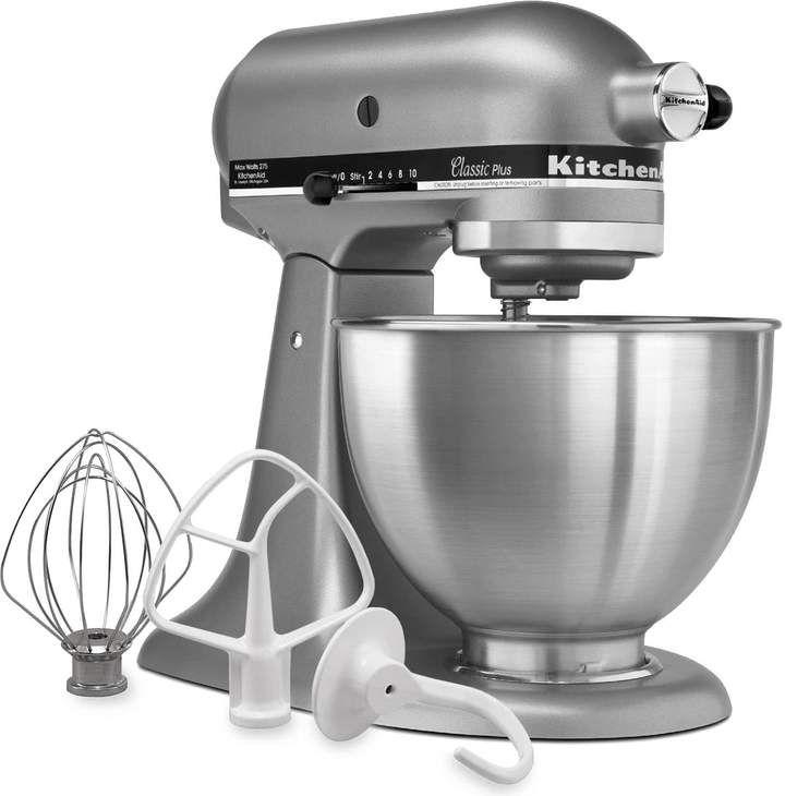 Kitchenaid ksm75 classic plus 45qt stand mixer with