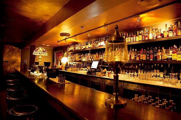 Eau De Vie bar, Kirketon Hotel - 229 Darlinghurst Rd, Sydney