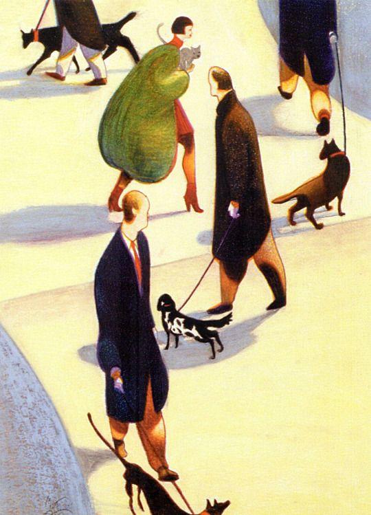 Lorenzo Mattotti Art