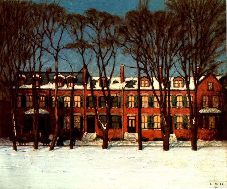Toronto In Art - Lawren Harris