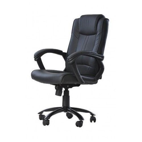 Reclining Office Chair Computer Executive Hydraulic Ergonomic Desk Le