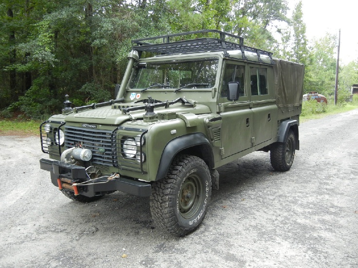 233 best Land Rover - 130 images on Pinterest | Land rover 130 ...