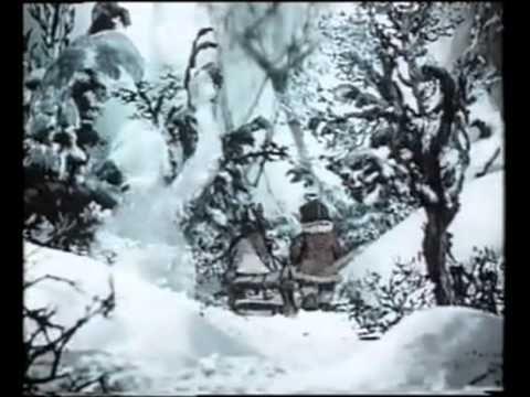 ▶ Dva mrazíci (Werich a Burian) kreslený film (1954) - YouTube
