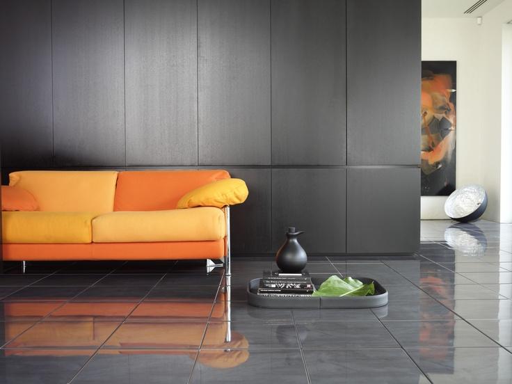 Living Stone: Glossy Grey