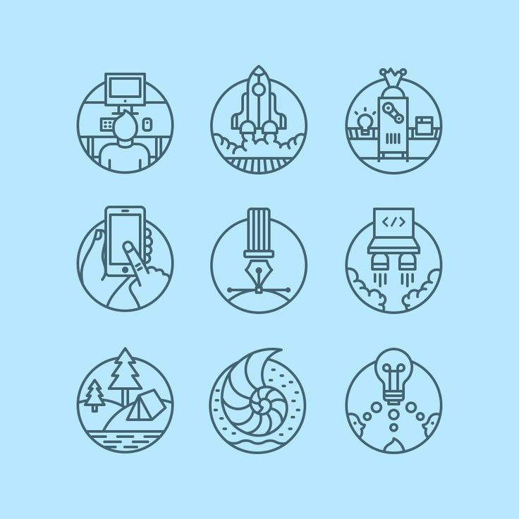 Ranger Snapshot: Icons from Octopus Creative