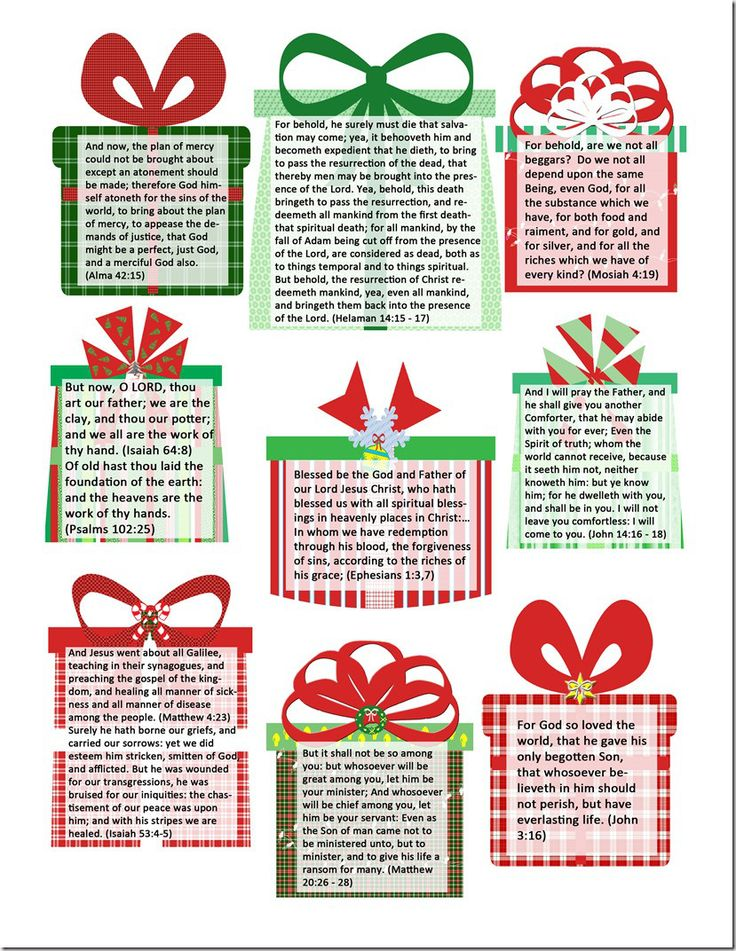 Advent Calendar Ideas Religious : Gifts christ gives to us activities scriptures and