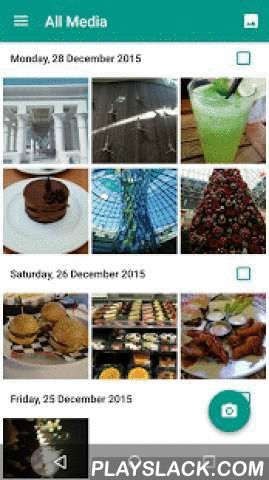 Quick Gallery  Android App - playslack.com ,  Made for people who love taking photos. Made for you.Quick Gallery makes it easy to quickly view your photos and videos in high quality.Spice up your pictures with the integrated photo editor with lots of cool photo filters and professional effects. Pictures you take with your phone camera have never looked better.Share your favourite pictures and videos with your friends and family. Quickly share to Facebook, WhatsApp, Instagram, Twitter, Viber…