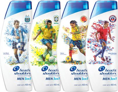 """Check out this @Behance project: """"Head & Shoulders: World Cup Limited Edition Packaging"""" https://www.behance.net/gallery/17378721/Head-Shoulders-World-Cup-Limited-Edition-Packaging"""