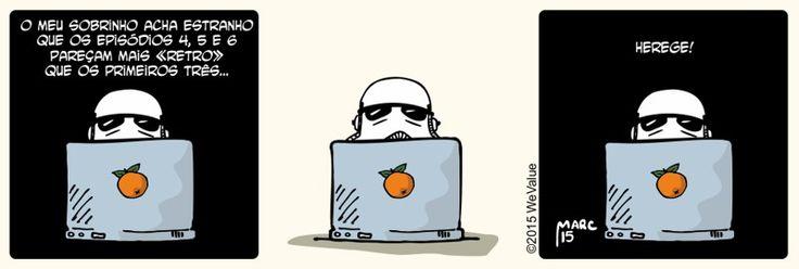 Star Wars e o Sobrinho Herege