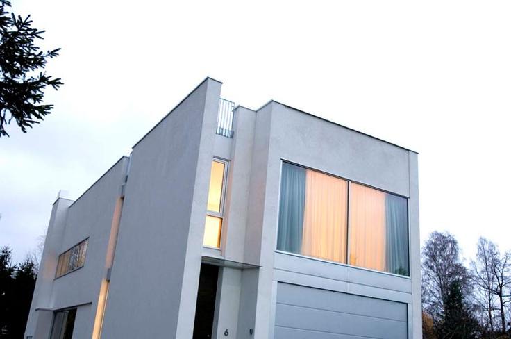 Single family house / Exterior  Dark Arkitekter / Residential / Høvik, Norway