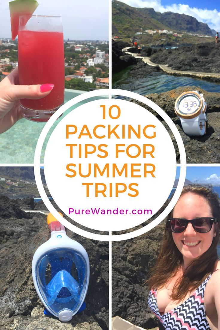 Are you a lucky son of a gun going somewhere warm this summer? We have some tips about packing for the beach! Or packing for an island adventure. Gear, clothes, bathing suits and more perfect for summer travel. Cheers! Planning summer trips and what to ta