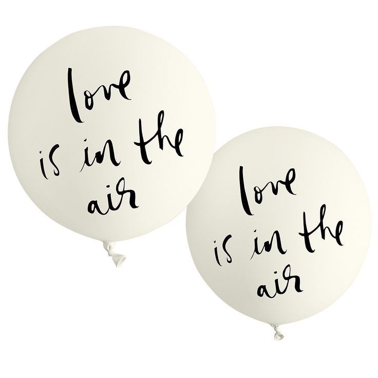 kate spade new york bridal balloon set - love is in the air - lifeguard-press