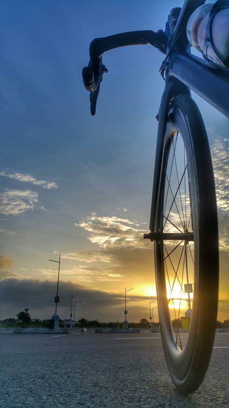 Sunrise @Skylane