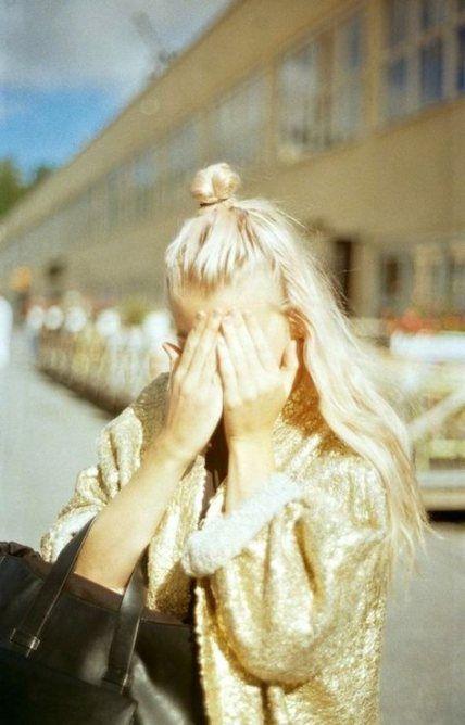 Trendy hair blonde wavy half up 54+ ideas