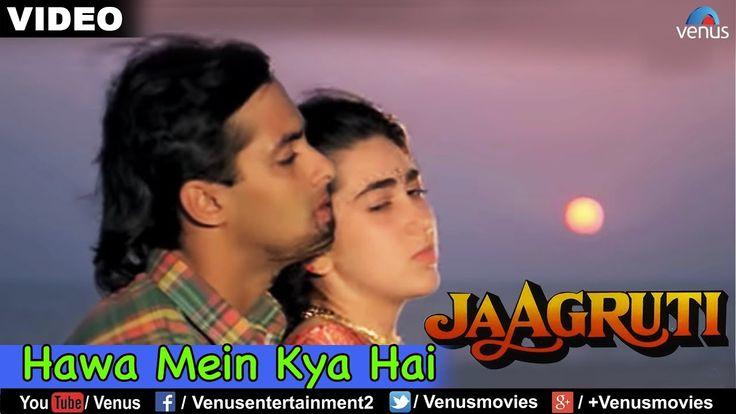 nice Hawa Mein Kya Hai Full Video Song | Jaagruti | Salman Khan & Karisma Kapoor