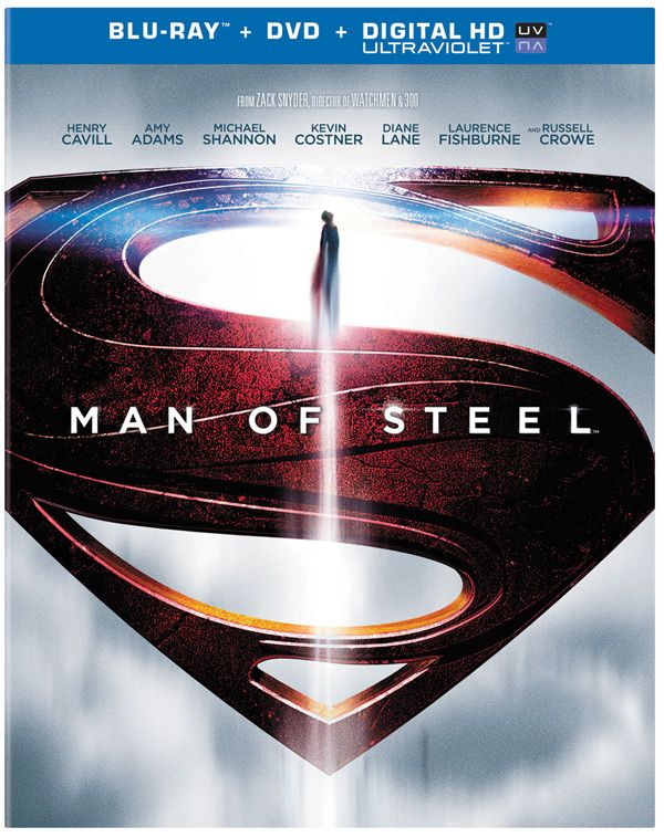 Nov. 12—Superman (Henry Cavill) soars onto your screen in director Zack